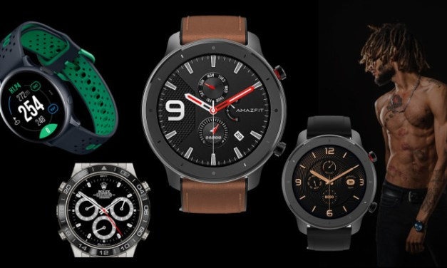 8 Surprisingly Affordable Stylish Fitness Watches for Men