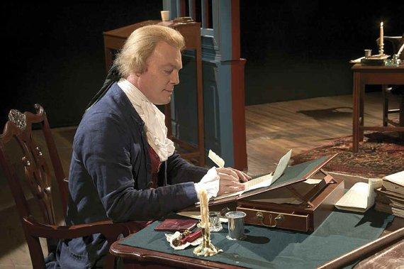 Thomas Jefferson Lap Desk by PennStateWoodWork  Gentlemint