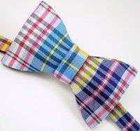 Freestyle Silk Bow Tie Summer VaVaSilkBowTies on Etsy ...
