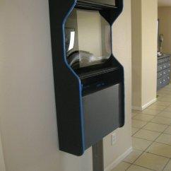 Rocking Chair Height Posture Toilet Stool Totally!arcade Slim... Zero Footprint Arcade Game Cabinet 80s Space Saver   Gentlemint