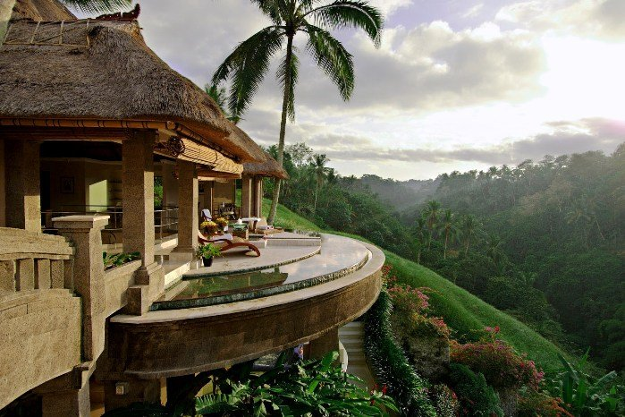 Natural Resort Style Home Design Inspiration Tropical Home Design