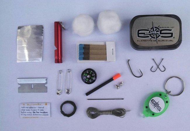EOS Compact Survival Kit wwwcompactsurvivalcom  Gentlemint
