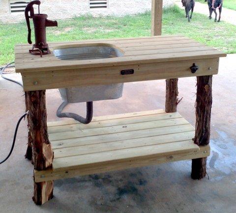 Back Porch Sinks Web Site  Gentlemint