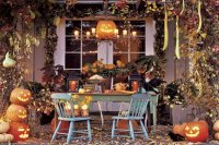 Homemade Halloween Party Decorations Ideas for Indoor and ...