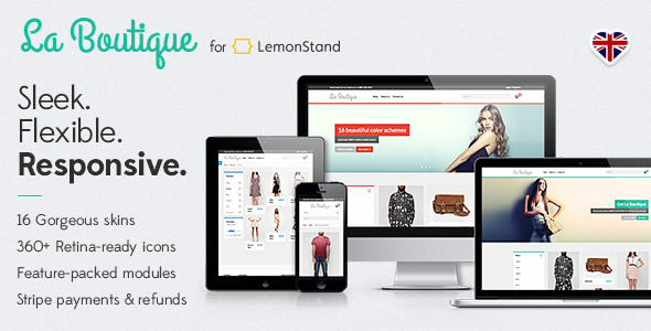 Lemonstand themes & templates