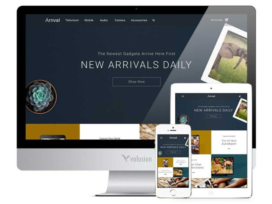Volusion themes & templates