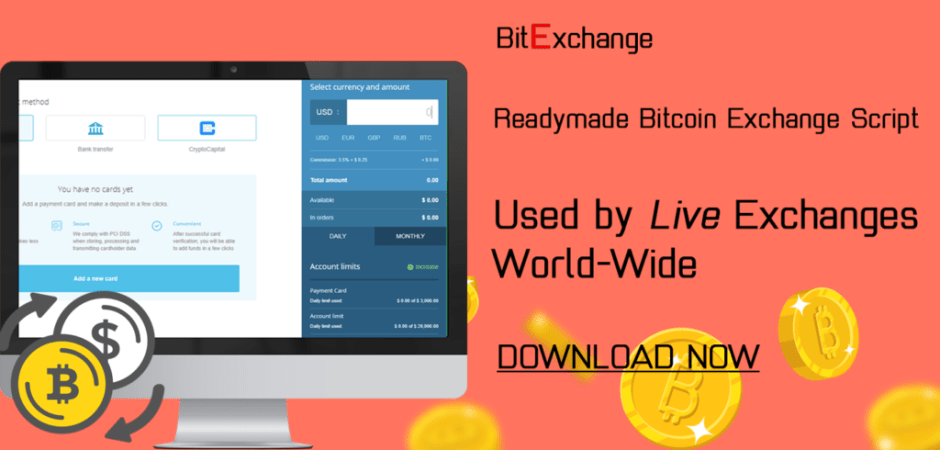 Open Source Bitcoin Exchange php Script