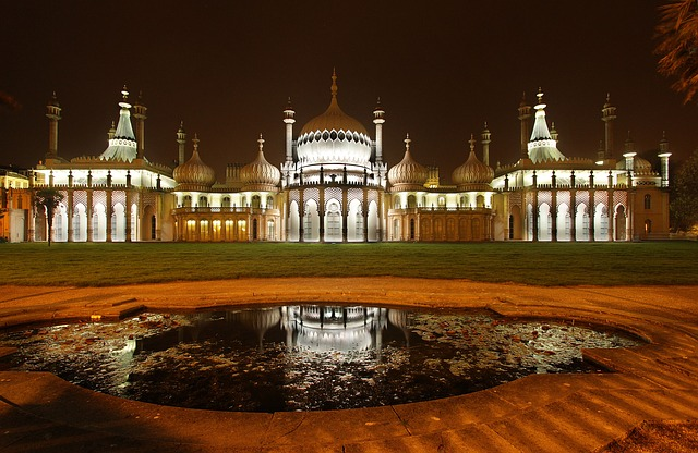 Brighton: the Royal Pavilion is free today