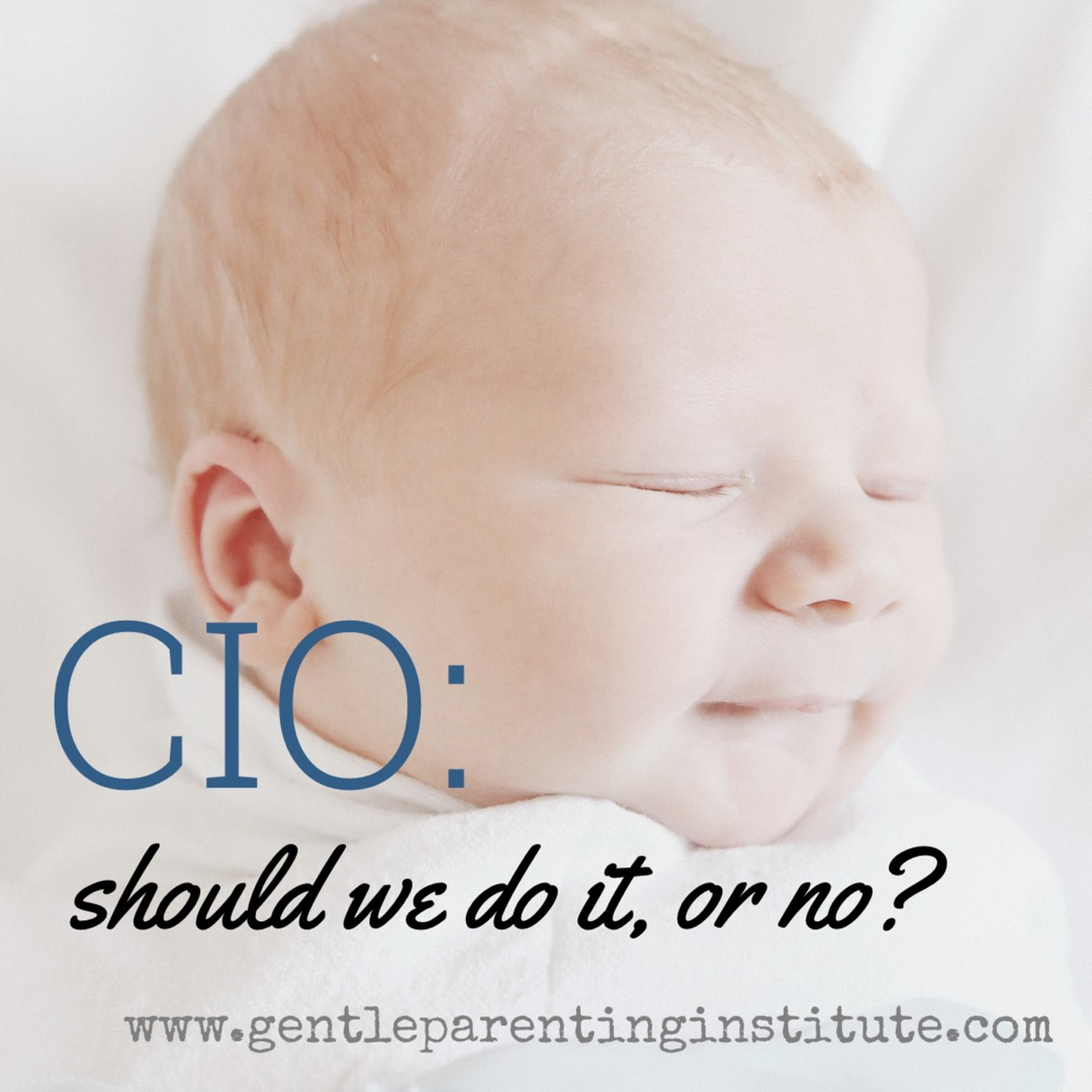 CIO: should we do it, or no?