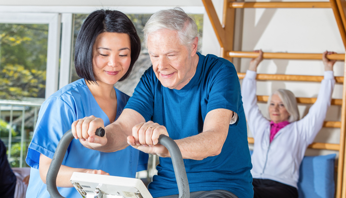 Exercise and COPD: an oxymoron?