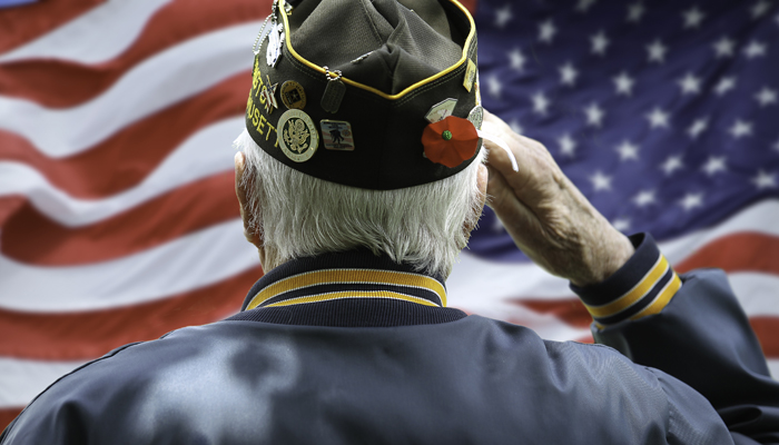 Late-life veterans' issues