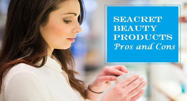 Seacret Beauty Products Pros And Cons