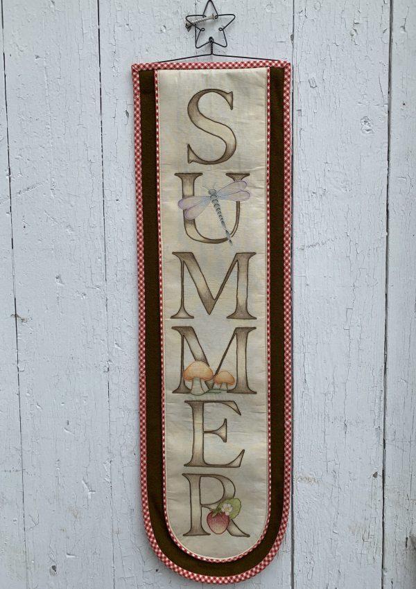 Summer Bellpull