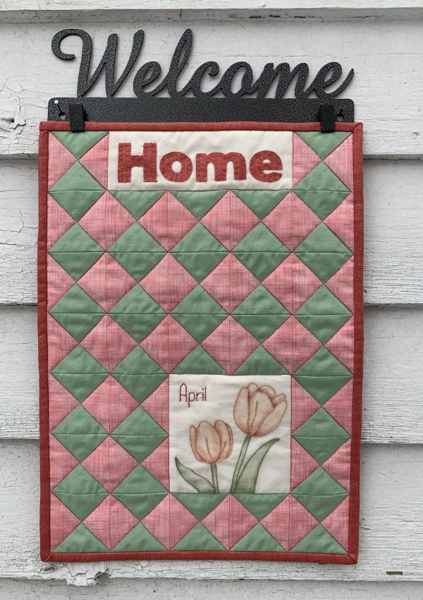 Welcome Home – April