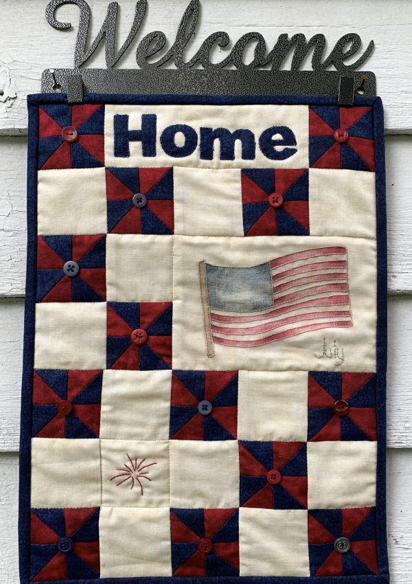 Welcome Home – July