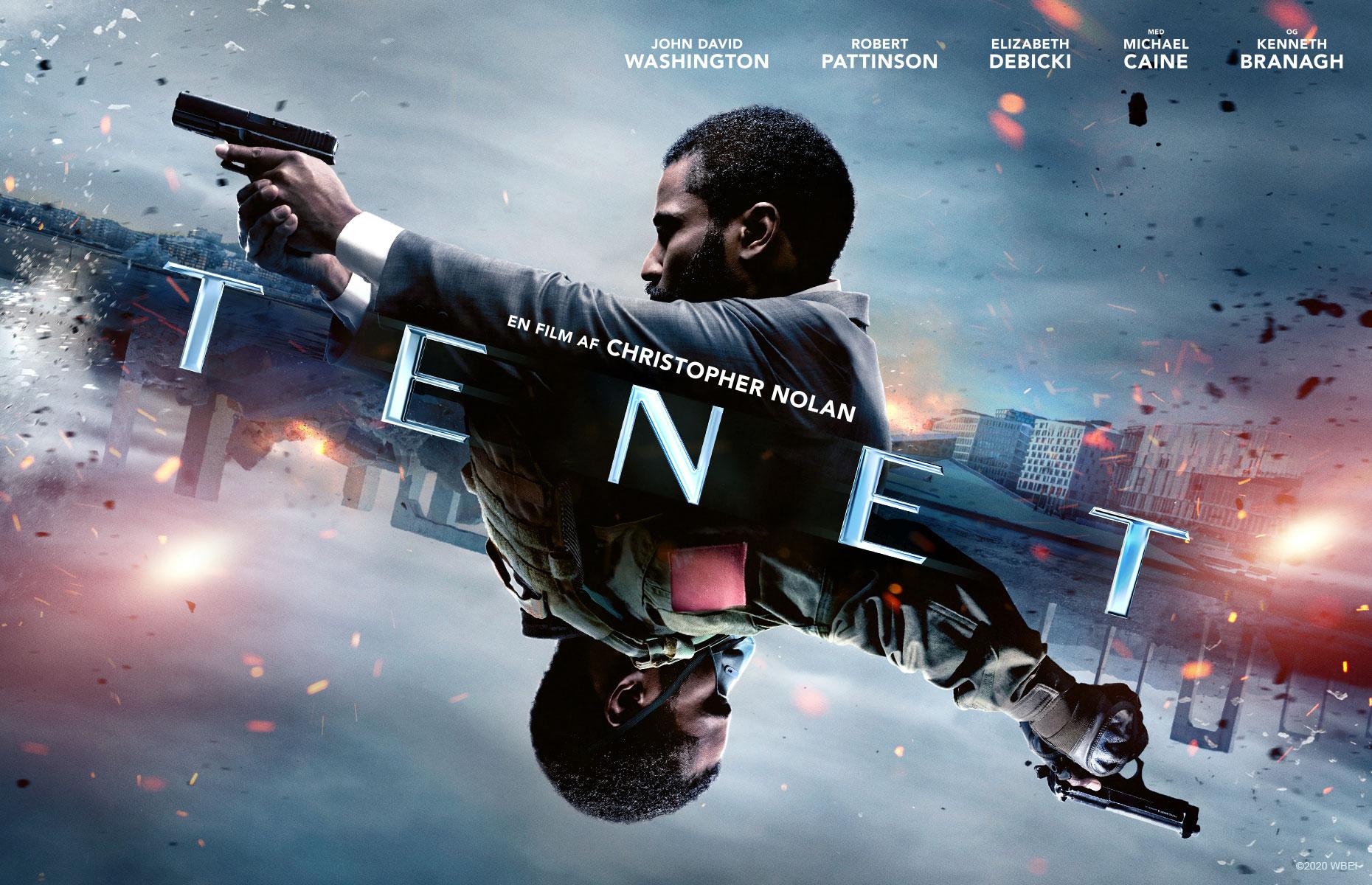 Tenet i 70mm - Gentofte Kino