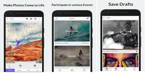 Aplikasi foto Bergerak Terbaik
