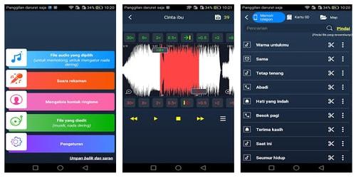 Aplikasi Pemotong Lagu Terbaik