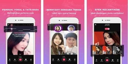 Aplikasi Karaoke Android