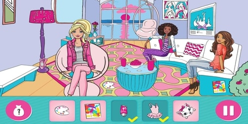 Permainan Barbie Salon Terbaik