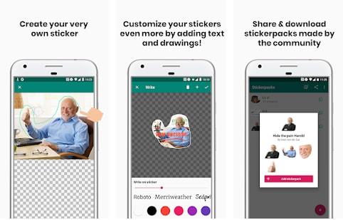 Aplikasi Stiker WhatsApp Terbaik