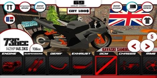 Game Drag Motor Terbaik