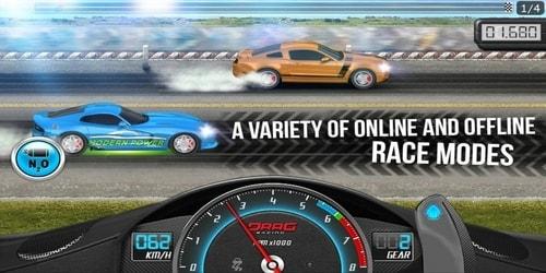 Game Drag Race Terbaik