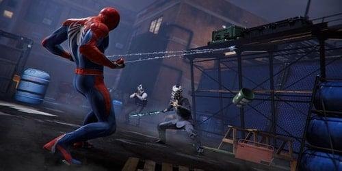 Game Spiderman Offline
