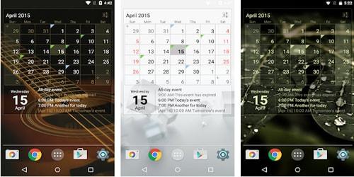 Aplikasi Kalender