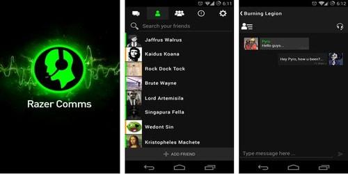 Aplikasi Voice Chat