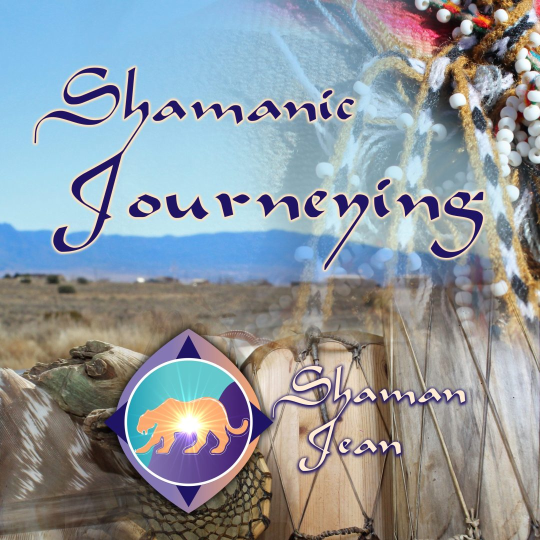 Shaman Jean Shamanic Journeying album cover