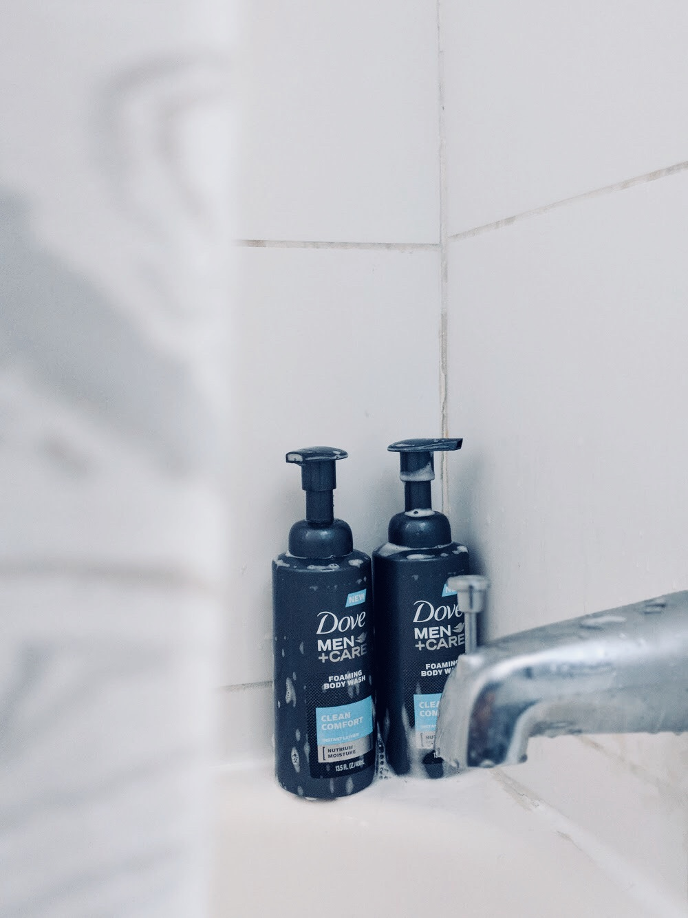 Gents Tested Dove Men Care Clean Comfort Foaming Body Wash Gents Among Men