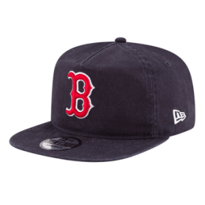 Boston Red Sox New Era Navy Team Washed A-Frame Adjustable Hat