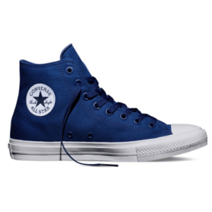Converse Chuck II All Star Hi Top – Blue