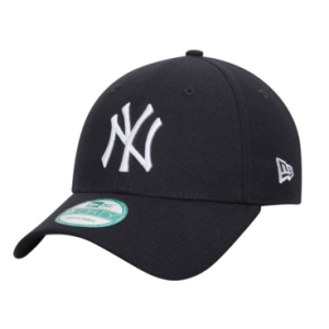 New York Yankees New Era Navy League 9FORTY Adjustable Hat