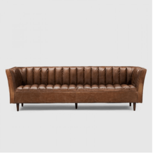 Emerson Leather Couch