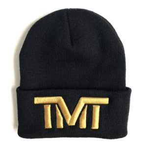 ON TOP BEANIE_BLACK
