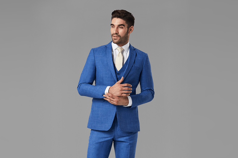 Cocktail Attire Blue