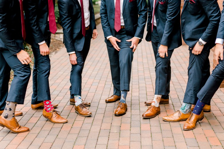 Wear navy trousers with shoes colour what to How To
