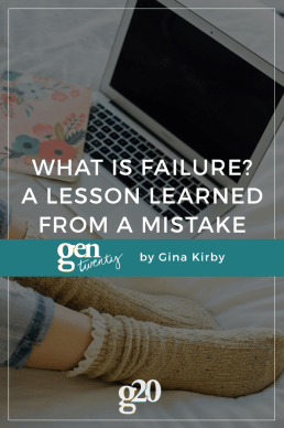 Failure: What Is It Really? A Lesson Learned From a Major Fail