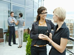 Four networking tips for newbies