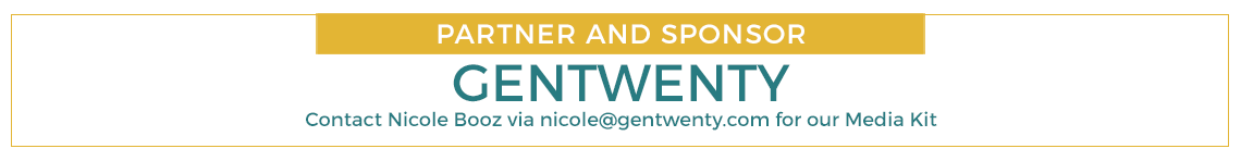 Partner and Sponsor GenTwenty