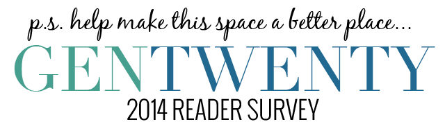Reader Survey - end of articles
