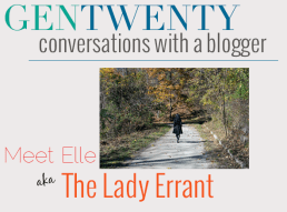 Conversations with a Blogger: Elle of The Lady Errant