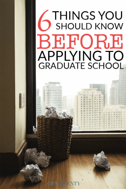 Applying to Graduate School: What to Expect (and Tips & Tricks)