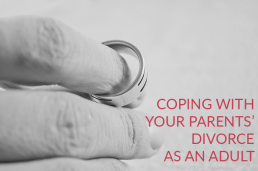 """Grieving Your Parents' """"Gray Divorce"""" as an Adult"""