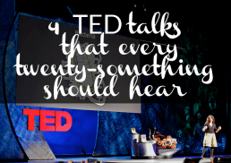 TED Talks That Changed My Life
