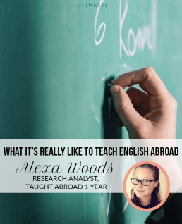 What It Is Really Like to Teach English Abroad