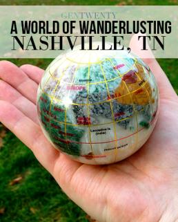 A World of Wanderlusting: Nashville