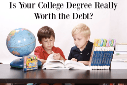 Is the Degree Worth the Debt?